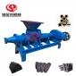 空心煤泥制棒机 型煤煤棒成型设备 煤泥制棒机